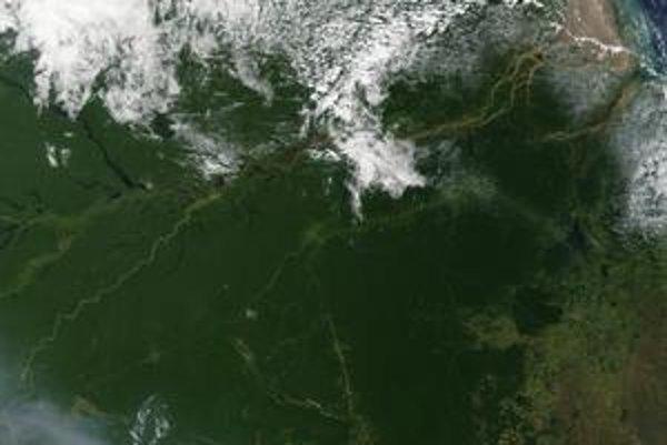 Satelity pomáhajú nájsť vedcom staré civilizácie.