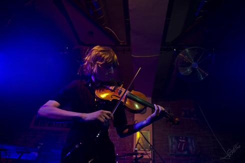 huslista a jeho prvý festival.