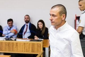 Peter Tóth pred súdom.