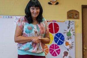 Stanislava Opátová vyrastala v učiteľskej rodine, učí už 23. rok