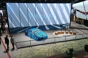 Autosalón Frankfurt 2019 - Odhalenie Porsche Taycan