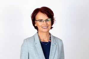 Jana Kramárová (55), riaditeľka Súkromnej základnej školy v Novej Dubnici.