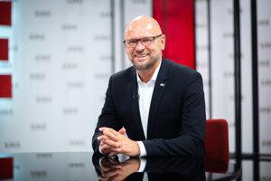 Richard Sulík v relácii Rozhovory ZKH.