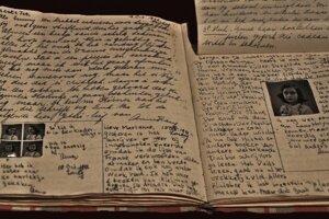 Aj pre Annu Frankovú bol denník miestom intimity a zapisovala si aj sprosté vtipy.