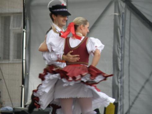 tanec dvoch