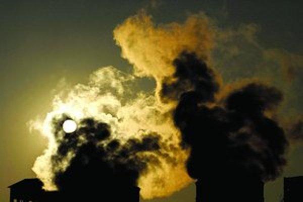 Oxid uhličitý z exhalátov ohrieva atmosféru. Peridotit ho dokáže účinne pohlcovať.