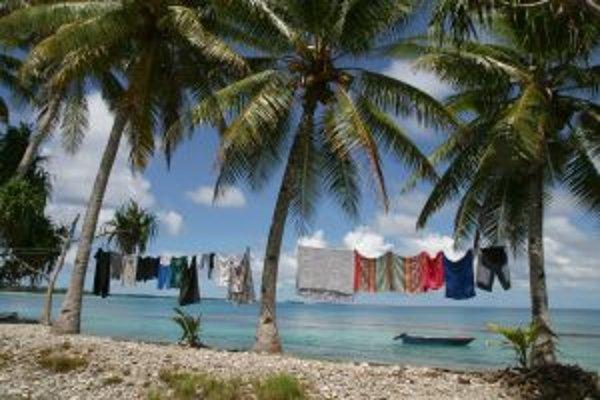 Najnižšie položená krajina na svete - Tuvalu.