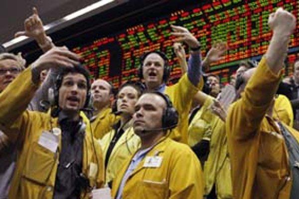 Vedcov z britskej Cambridge zaujímajú hormóny ľudí, ktorí pôsobia na finančných trhoch.