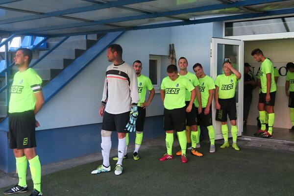 Futbalisti Dolného Kubína majú po 6 zápasoch na konte iba jeden bod.