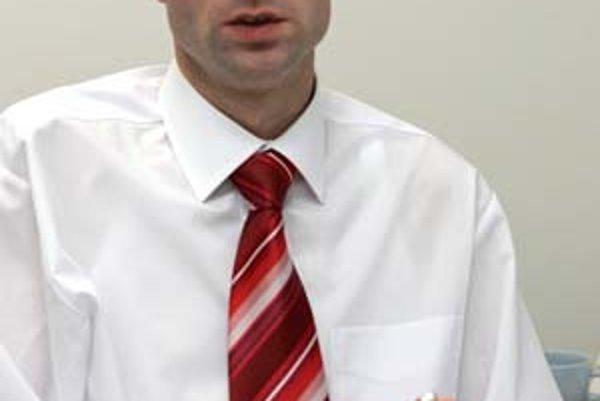 Predseda Telekomunikačného úradu Branislav Máčaj.