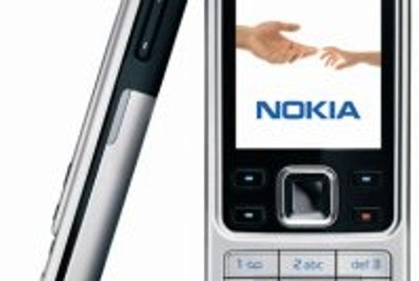 Nokia 6300.