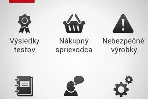 Okrem zoznamu éčok ponúka aplikácia českého dTestu praktické rady či zoznam nebezpečných výrobkov. Tie dokáže vyhľadať aj podľa čiarového kódu.