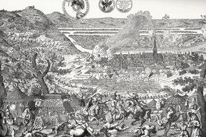 Nie, v bitke pri Viedni v roku 1683 nezdolali Turkov neonacisti.