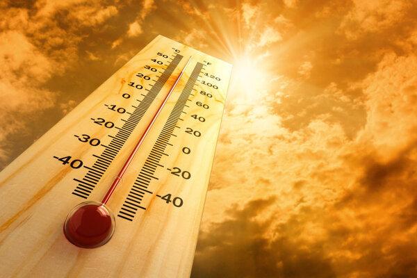 Na budúci týždeň sa vrátia teploty blízke 25°C.