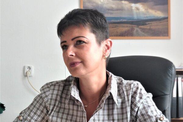 Zuzana Badová.