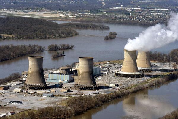 Americká elektráreň Three Mile Island.