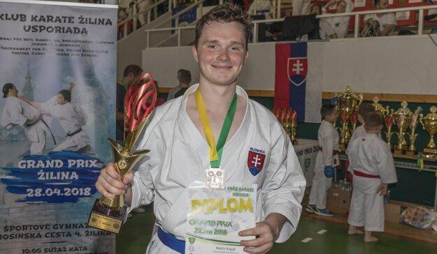 Martin Kopáč - Grand prix Žilina 2018