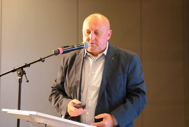 Emil Pícha, generálny riaditeľ sekcie programov regionálneho rozvoja na Ministerstve pôdohospodárstva a rozvoja vidieka SR