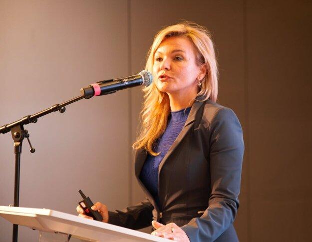 Denisa Žiláková, generálna riaditeľka sekcie Centrálny koordinačný orgán Úradu podpredsedu vlády SR pre investície a informatizáciu