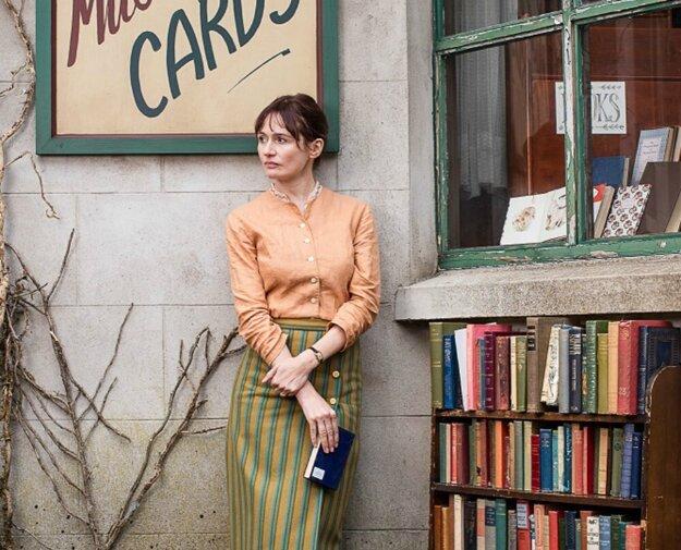 Emily Mortimerová ako Florence vo filme Florencino kníhkupectvo