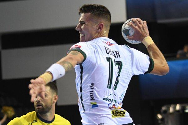 Duel na ihrisku Riihimäki Cocks pre zranenie nedohral Prešovčan Lukáš Urban.