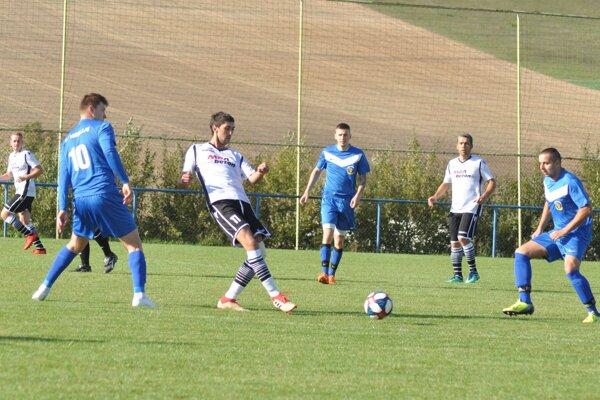 Vo Sverepci bolo derby s Visolajmi.