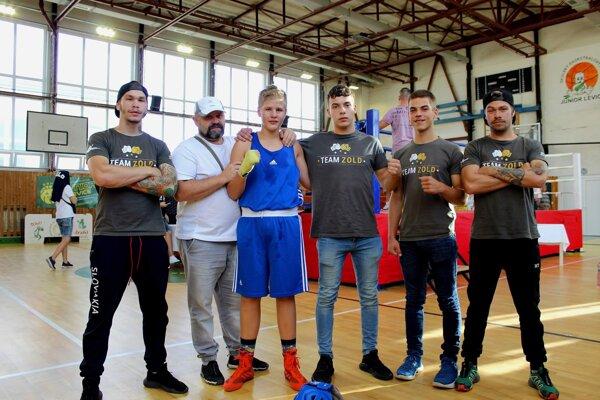 Box Team Lučenec.