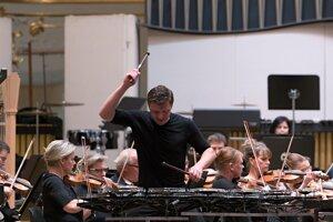 Rakúsky perkusionista Martin Grubinger sa na 55. ročníku BHS predstavil v sprievode Fínskeho rozhlasového orchestra.