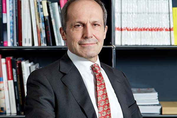 Alexander Hoffet, veľvyslanec Švajčiarska v SR.