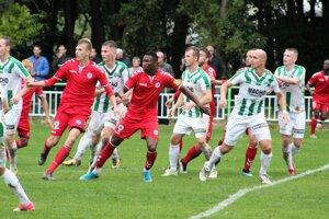 Slovnaft Cup: Malženice - Senica