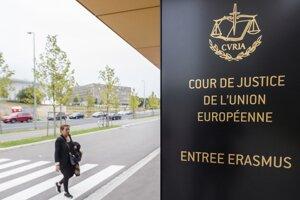 Európsky súdny dvor v Luxemburgu.