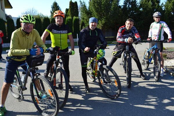 Budovanie cyklotrás v kraji cyklisti vítajú.