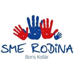 SME RODINA - Boris Kollár (logo strany)