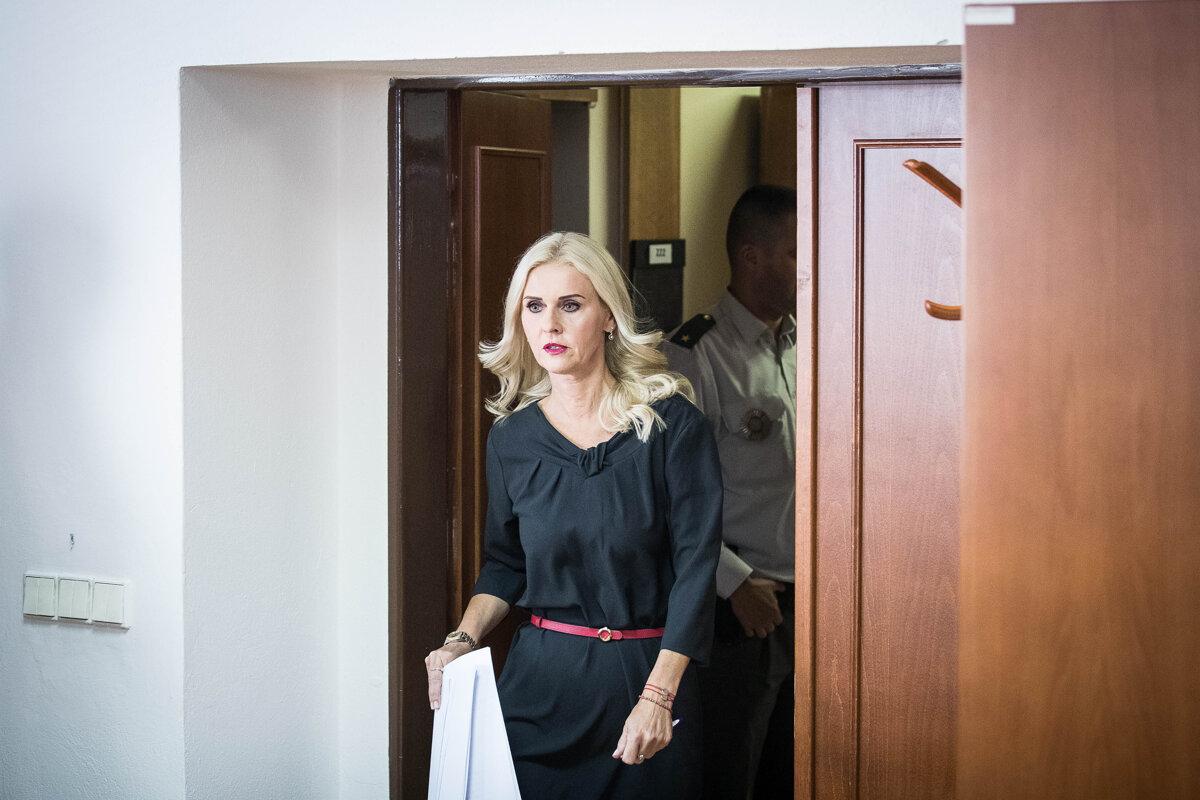 Jankovská nepríde na Súdnu radu z dôvodu práceneschopnosti - SME