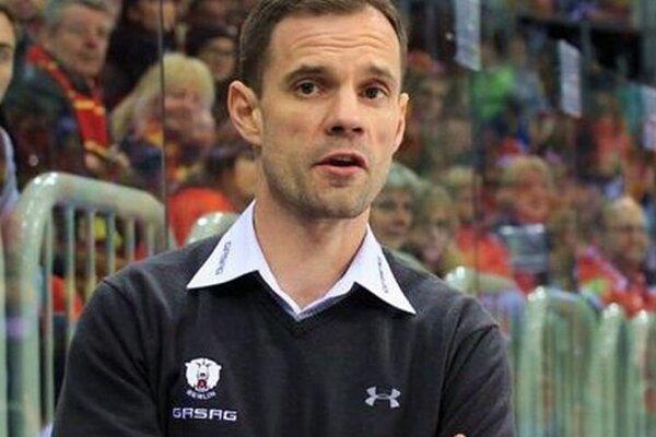 Nový tréner HK Nitra M. Bažány