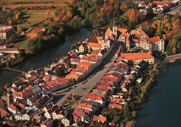 Historické centrum Telča