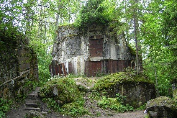 Bunker, v ktorom Adolf Hitler strávil počas vojny najviac času