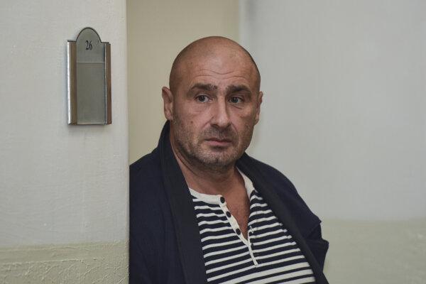 V prípade Sýkorovej vraždy je obžalovaný Ľuboš Ferus.