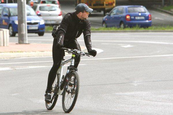 Mesto chce prezentovať nový projekt cyklotrasy z juhu do centra mesta.