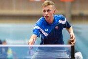 Dalibor Diko úspešne reprezentoval Slovensko v kategórii juniorov.