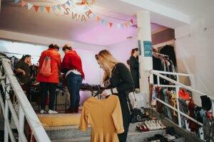 Fashion swap v Prievidzi