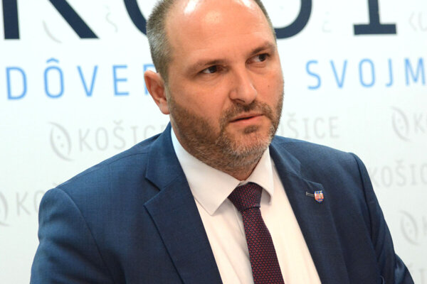 Primátor mesta Košice, Jaroslav Polaček.