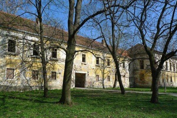 Kaštieľ v Seredi