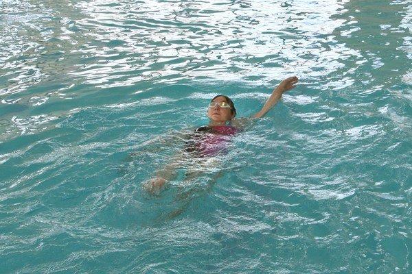 Bazény alebo dráhy si môžu prenajímať aj kluby a školy.