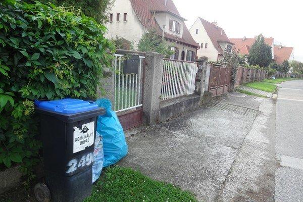 Separovanie odpadu sa u obyvateľov Chocholnej- Velčíc stretlo s pochopením.