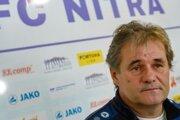 Ivan Galád, jeden z najúspešnejších trénerov v dejinách FC Nitra, je vyše 4 mesiace bez klubu.