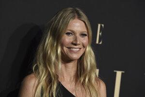 """Gwyneth Paltrow. """"Čakala som tretie dieťa, no prišla som oň a skoro som zomrela,"""" povedala pre You Magazine herečka."""