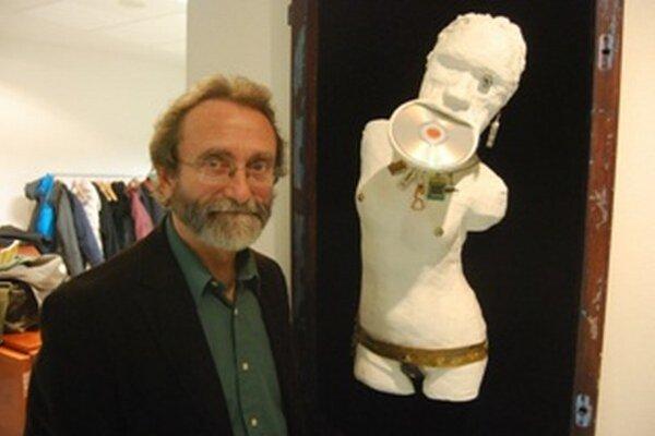 Stanislav Nemrava vytvoril originálnu Afričanku Ditu