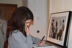 V múzeu nájdu návštevníci originálne fotografie.