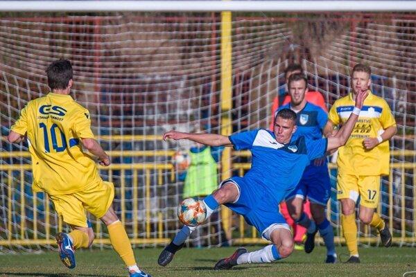 Martin v poslednom jesennom zápase zdolal Fiľakovo.